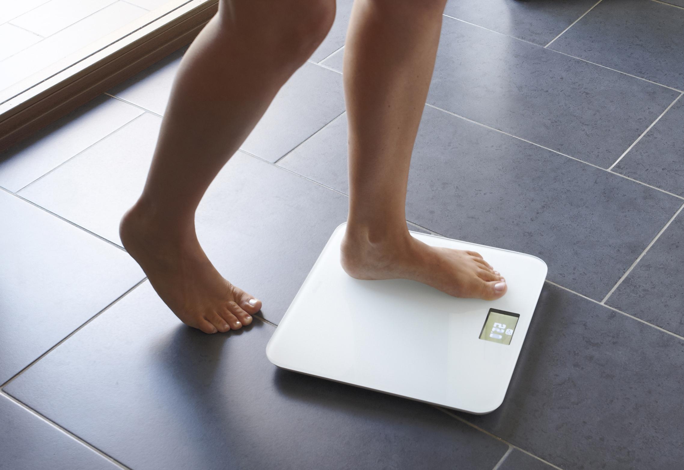 como puedo saber cual es mi peso saludable