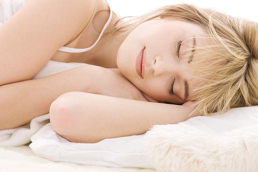 Dormir bien engorda no